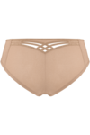 Marlies Dekkers Dame de Paris Balconette bh Sand and Golden Lurex