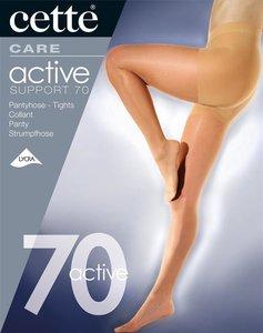 Cette Active Support Panty's 70 den
