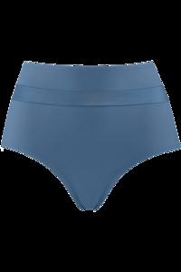 Marlies Dekkers Cache Coeur Hoge Bikinislip Air Force Blue
