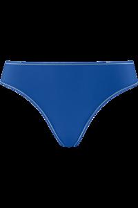 Marlies Dekkers Sky High Brazilian short Blue and Silver