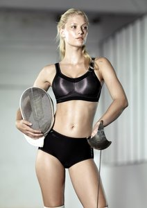 Anita Active Momentum Sport BH Zwart