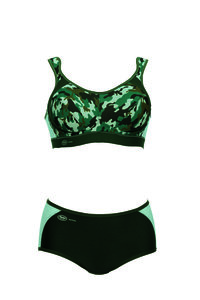 Anita Active Sports Short Camouflage