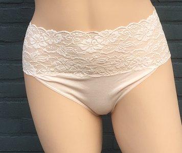 Nina von C. Fine Cotton Luxe Tailleslip Apricot