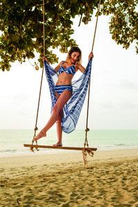Rosa Faia Gypsy Island Bikini Hermine
