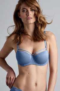 Marlies Dekkers Space Odyssey BH balconette Sparkling Blue