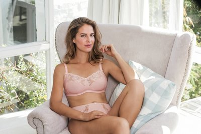 Anita Care Charlize BH zonder beugel Soft Pink
