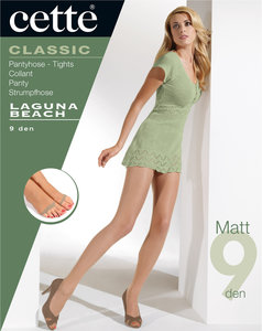Cette Thin  Laguna Beach panty's 9 den