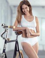 Anita Active Sport BH met voorsluiting Wit