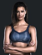 Anita Active Momentum Sport BH Silver Blue