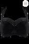 Marlies Dekkers Feline Jazz Plunge Balconette semi padded, zwart