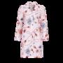 Ringella La Plus Belle, doorknoop-nachthemd met kraagje