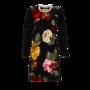 Ringella Cherie-Line Nachthemd, lange mouw rozen-dessin