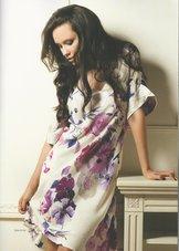 Gattina-Nachthemd-Flores