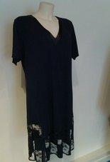 Gattina-Nachthemd-met-korte-mouw-Nachtblauw